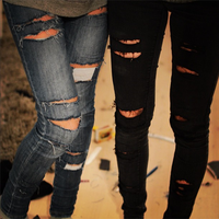 Ripped Jeans by WrightLover