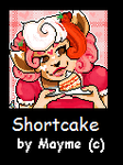Shortcake's Portrait by colorful-sprinkles