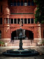 Courthouse in San Antonio by JTFinn