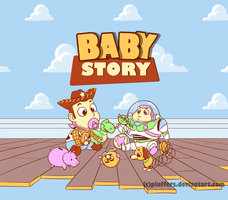 Baby Story by Pluffers