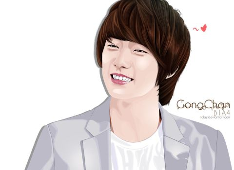 GongChan by nday