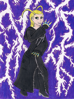 Lady Lightning by SeLLeRockZ