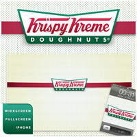 Krispy Kreme Desktop Wallpaper by planetperki