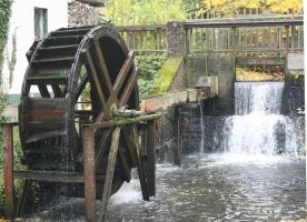 old Water Mill8 by Susannehs