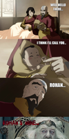 Legend of Korra - Rohan... by yourparodies