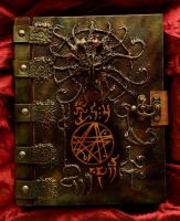 Necronomicon Book of the Dark Path by MrZarono