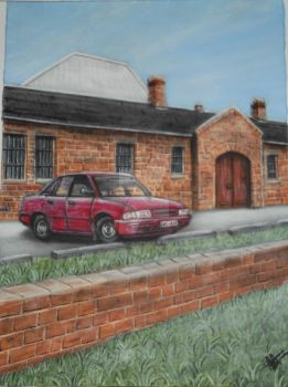 My Holden Commodore vp by that-car-bloke