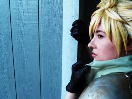 FFVII: Crisis Core - Cadet by Koalois