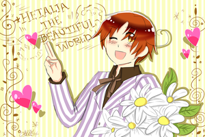 Hetalia The Beautiful World by THE-L0LLIP0P