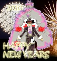 Happy New Years My Emotions by OniYoi