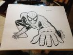 Spider-Doodle by joesmithrealname