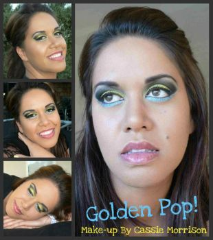 Golden Pop by faceswithatwist