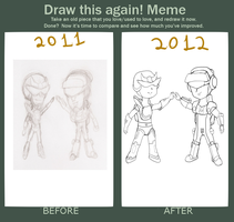 Brothers before and after by imaphantomfan
