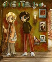 Welcome Home Remus by Sirilu
