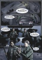 """Spn """"Borrowed Trouble"""" page 1 by Ammosart"""