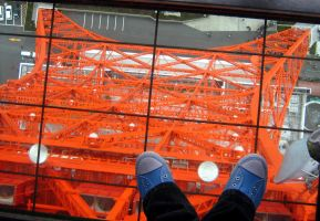 333m Above Ground by fishifishy