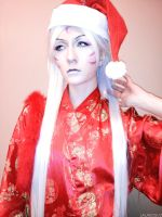 A Sesshomaru Christmas by LALASOSU2