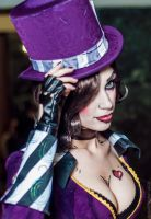 Mad Moxxi by Rino483
