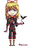 Alessia Pixel by DianthaWisteria