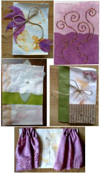 Greeting Cards set 1 by DarkVal