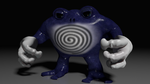 #62 Poliwrath by alewism