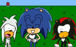 Sonic is now 10 times better by anthey925
