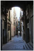 Barcelona IV by DysfunctionalKid