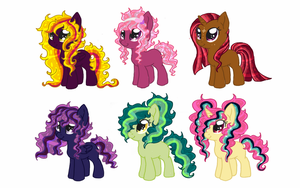 [Closed] Pony Adopts by CitrusSkittles