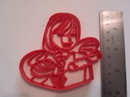 Astrid Cookie Cutter by B2Squared