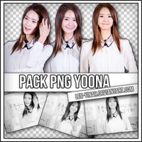 PACK PNGS #3 - YOONA by Lee-Yinah