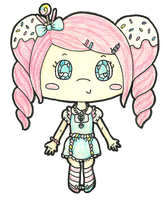Candie's New Outfit by Cupcake-Kitty-chan