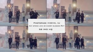 Photopack HIGH4, IU  Not Spring,Love..... #27 by mearilee27