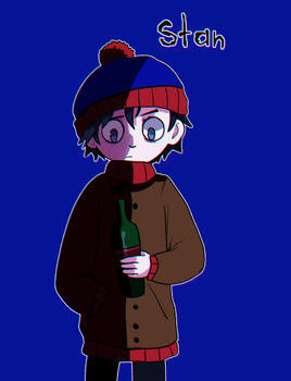 Stan by ShadNoir