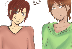 Hetalia 30 day challenge day 7 by Mizzy5897
