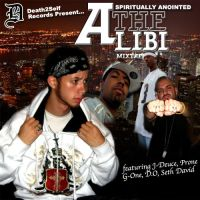 The Alibi Mixtape Cover by sonicadventurer