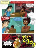No World Order - Page 9: YOLO! by Tahkyn