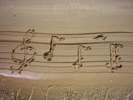 Musical tide by Tomberi