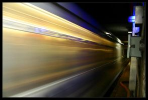 City rush II by Coltography