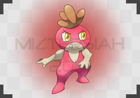Young Luchador Pokemon by MizterSiah