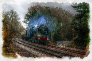 LNER A1 Class. by runwhat