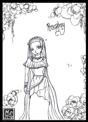 Persephone_Greek Myth