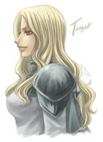 Claymore - Teresa by raykit