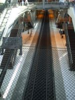 Rails of Train by Anemya-Stock