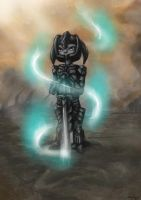 Asura Guardian by Izarian-Hanar