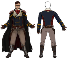 The Order 1886: Outfit design by InsaneMonkey46