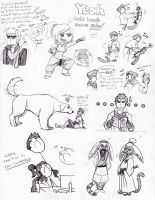 Legend of Korra FTW II by righteousgirl06