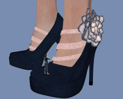 Giantess Shoes by Big-ELSA