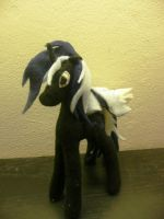Snowdrift Plushie by russkyguy1917