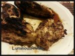 Photo - Grilled Chicken Resting by LuminousAtelier