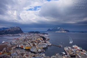 Alesund by Dave-Derbis